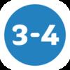 (3-4) Года